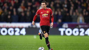 victor lindelof set for showdown talks with jose mourinho concerning his old trafford future