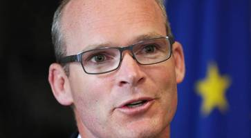 Brexit won't hinder peace process in Northern Ireland, says Coveney
