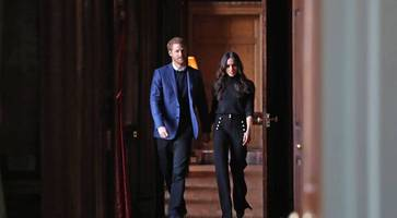 Meghan Markle and Prince Harry 'anthrax' letter alert