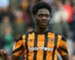 ola aina urges hull city to stay positive ahead of sheffield united's clash