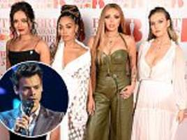 BRIT Awards hit by fix claims over Little Mix loss
