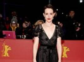 the crown star claire foy confirms her marriage to is over