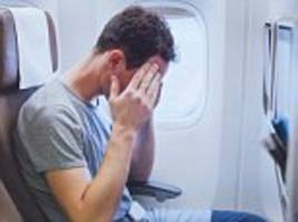 third of brits are more scared of flying than 10 years ago