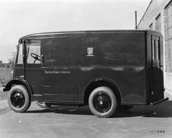 UPS is rolling out new electric delivery trucks — these 13 photos show the evolution of their vehicles