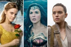 women had lead role in less than a quarter of top 2017 movies, down from year before