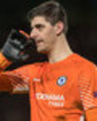 chelsea news: real madrid make contract demand to thibaut courtois after talks confirmed