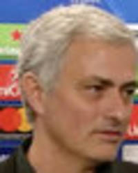 Man Utd fans love what Jose Mourinho did in post-match interview after Sevilla draw