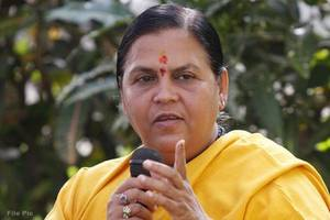 process for geo-tagging water sources in himalayas initiated; directions issued to identify springs: uma bharti
