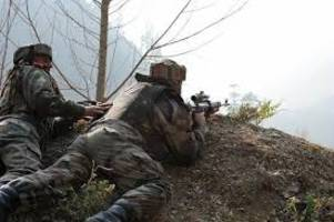 Pakistani troops violate ceasefire along LoC in Uri sector of J&K