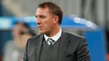 Celtic lacked bravery & belief in Europa League exit - Rodgers