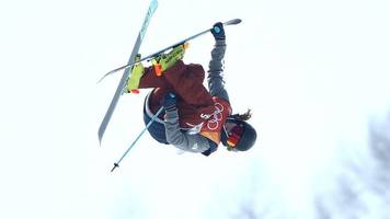 Winter Olympics 2018: Defending Olympic champion David Wise wins gold with historic halfpipe display