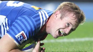 Scott Van Breda: Worcester sign South African utility back from Jersey