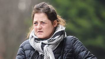 woman warned to stay away from minister or face prison