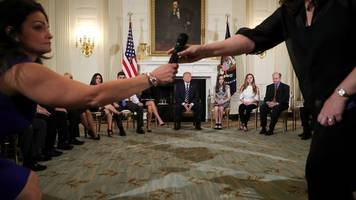 Students Debate Guns And School Safety At The White House