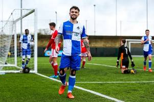 marcus stewart talks about dom telford's first team chances and getting james clarke fit again for bristol rovers