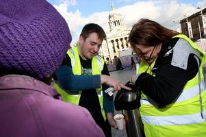 Group who feed the homeless appeal for more volunteers on their second birthday