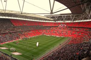 everything you need to know about wembley ahead of lincoln city's first ever visit