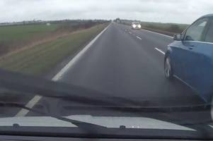 8 shocking clips of bad driving in Cambridgeshire that will make your stomach drop
