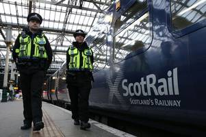 Nearly two-thirds of British Transport Police staff consider quitting over Police Scotland merger