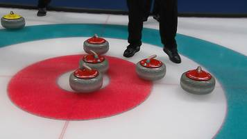 Winter Olympics: GB out of men's curling after 'amazing' five-point stone