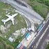 mystery of the abandoned 737 plane in bali