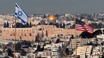 US to open new embassy in Jerusalem in May