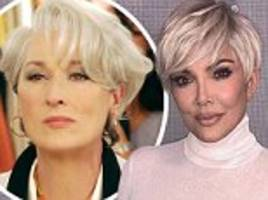 kris jenner admits blonde ambitions on kuwtk preview