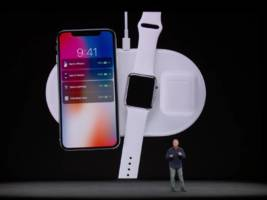 Apple's wireless charging pad that lets you top up your iPhone, Apple Watch, and AirPods simultaneously is reportedly launching next month (AAPL)