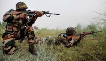 Pakistan violates ceasefire in J&K's Kupwara district