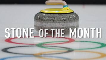 winter olympics: best shots from the curling so far