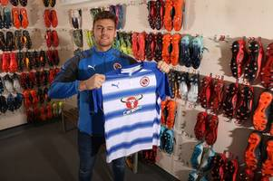 can chris martin play against derby county for reading?