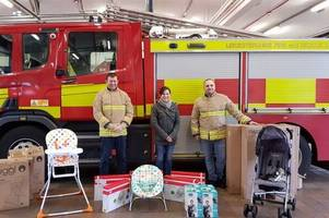 do you know a good cause that needs cash? leicestershire firefighters looking for charities and appeals to support
