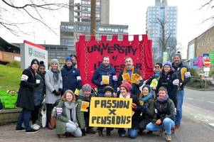 Students explain why they're backing striking lecturers at Leicester and Loughborough Universities