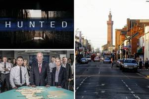 channel 4's hunted is looking for applicants from grimsby for the next series with £100k up for grabs