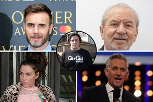 How Twitter troll from Scunthorpe caused agony for some of Britain's best-known celebrities