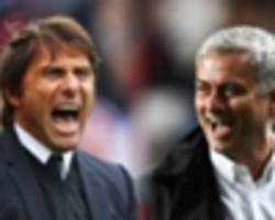 conte & mourinho set a bad example with war of words, says ex-chelsea boss grant