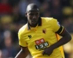 doucoure on arsenal and spurs interest: we'll see in the summer