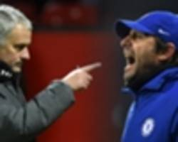 mourinho vs conte: could eddie hearn get it done and who would win heavyweight boxing match?
