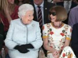 vogue supremo's role with the queen wasn't by chance