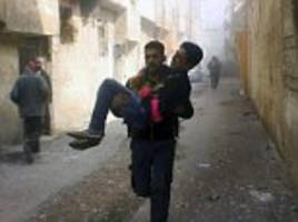 US condemns Russia's stance on Syria as 'unbelievable'