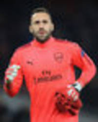 arsene wenger praises david ospina ahead of carabao cup final against manchester city