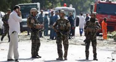 series of suicide bombing attacks kill 22 in afghanistan