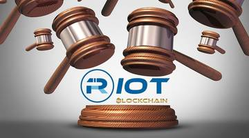 riot blockchain gets hit by another shareholder lawsuit