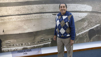 World Cup Countdown: 17 Weeks to Go - Alcides Ghiggia, the Man Who Silenced the Maracanã