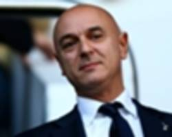 Who is Tottenham chairman Daniel Levy? The feared transfer negotiator profiled