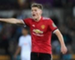 mourinho: mctominay should follow his heart for international decision