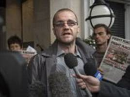 grenfell campaigner 'has hotel room but uses his own home'