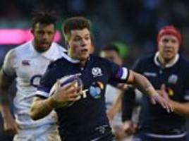 Scotland 25-13 England: Six Nations 2018 highlights