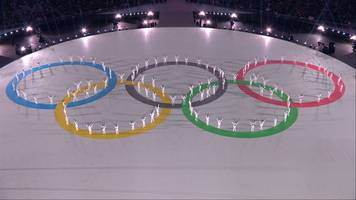 winter olympics 2018: closing ceremony in pyeongchang - highlights
