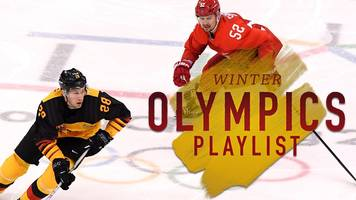 winter olympics: golden goal, bobsleigh drama & funny moments in day 16 playlist